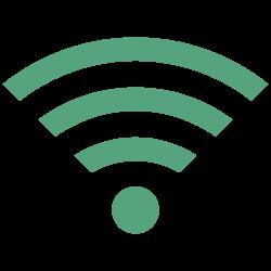 wireless, connection, wifi, internet icon icon